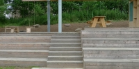 Kratskolen trappe