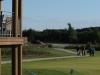 Golfklub med limtræssøjler