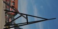 Marielyst Sømærke bygget af blackwood limtræ
