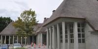 Sognegården i Ringe før maling